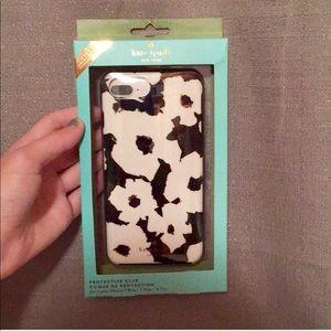 Kate Spade ♠️ iPhone 7/8 PLUS case Used Twice!